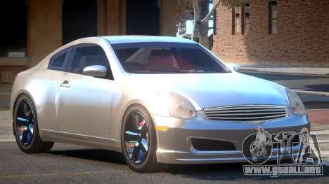 Nissan Skyline 350GT R-Tuned para GTA 4