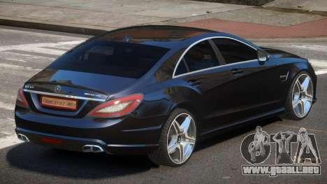 Mercedes CLS 63 A-Style para GTA 4