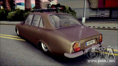 Peugeot 504 Luxury para GTA San Andreas