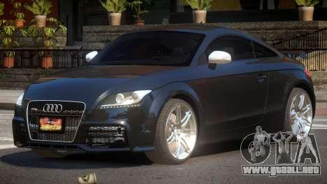 Audi TT FSI para GTA 4