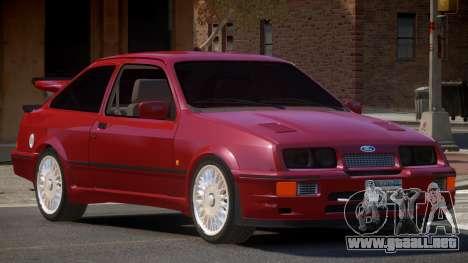 1993 Ford Sierra para GTA 4