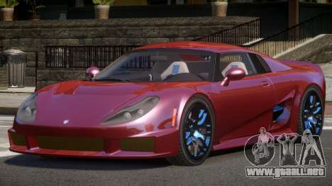 Rossion Q1 M-Sport para GTA 4