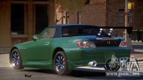 Honda S2000 S-Tuned para GTA 4