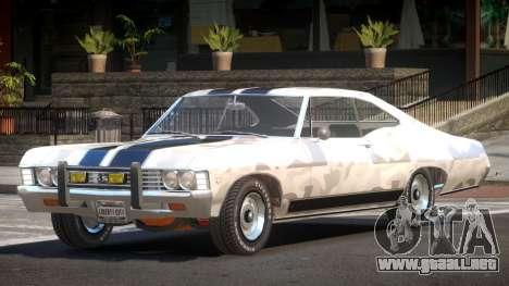 Chevrolet Impala GS PJ6 para GTA 4