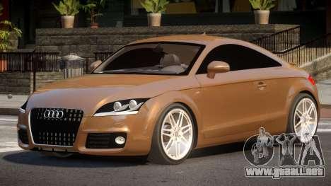 Audi TT QR para GTA 4