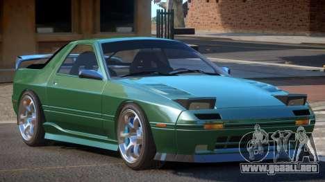 Mazda RX7 G-Tuned para GTA 4