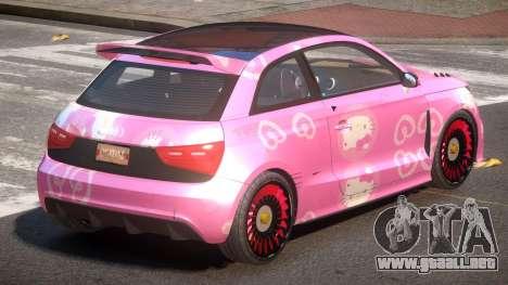 Audi A1 G-Style PJ4 para GTA 4