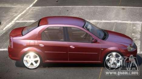 Renault Logan V1.0 para GTA 4