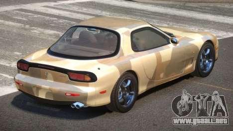 Mazda RX-7 Qn PJ1 para GTA 4