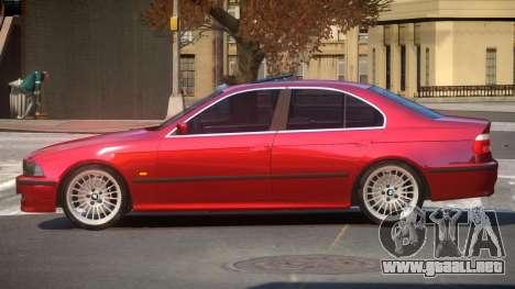 1995 BMW M5 E39 para GTA 4