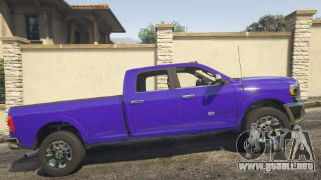 Dodge RAM 2500 LARAMIE LONGHORN Edition 2020