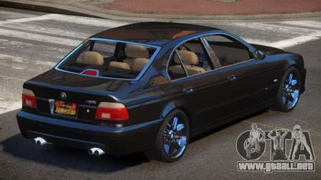 BMW M5 E39 ST para GTA 4