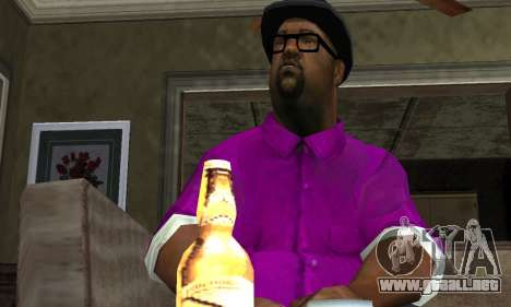 Ballas 4 Life v1.1 para GTA San Andreas