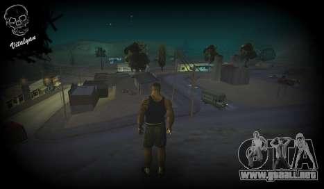 El Zumbido De Taos (Taos Hum) para GTA San Andreas