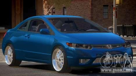 Honda Civic BS para GTA 4