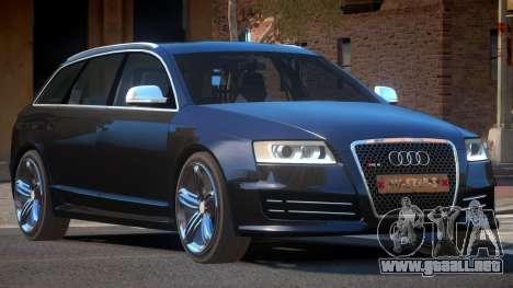 Audi RS6 CL para GTA 4
