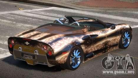 Spyker C8 R-Tuned PJ2 para GTA 4
