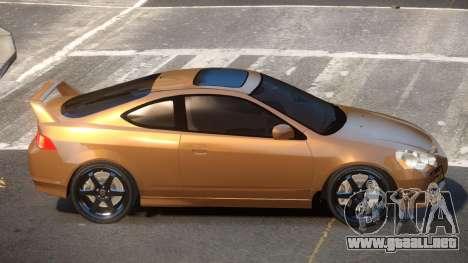 Acura RSX GT para GTA 4