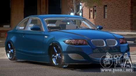 BMW 135I TR para GTA 4