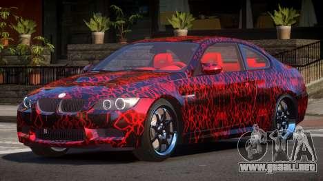 BMW M3 E92 R-Tuned PJ1 para GTA 4
