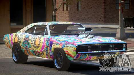 1964 Dodge Charger RT PJ5 para GTA 4