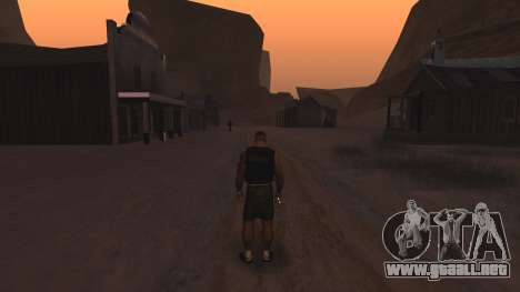 The Secret of Las Brujas para GTA San Andreas