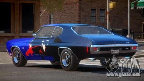Chevrolet Chevelle 454 GT PJ3 para GTA 4