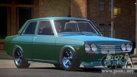 1972 Datsun Bluebird 510 para GTA 4