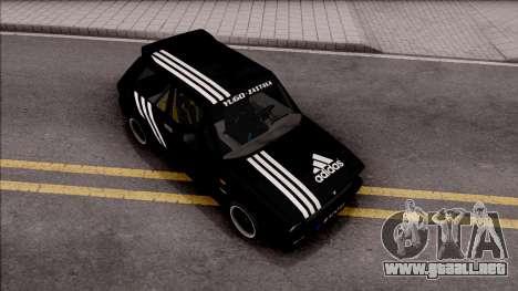 Yugo Koral 45 Blyatmobile para GTA San Andreas