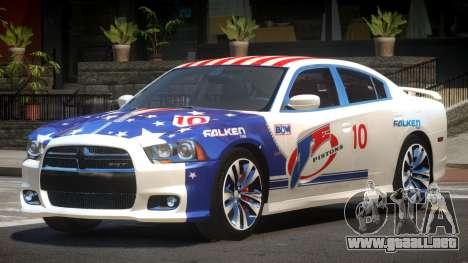 Dodge Charger SR-Tuned PJ2 para GTA 4
