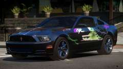 Ford Mustang 302 MS PJ5 para GTA 4