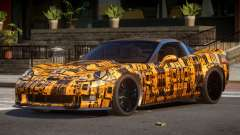 Chevrolet Corvette R-Tuned PJ5 para GTA 4