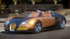 Bugatti Veyron SR