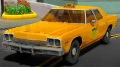 Dodge Monaco 1974 Taxi