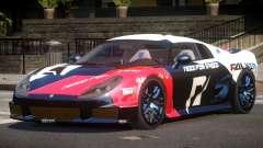 Rossion Q1 M-Sport PJ6 para GTA 4