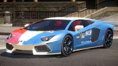 Lamborghini Aventador G-Tuned PJ5 para GTA 4
