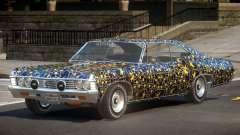Chevrolet Impala GS PJ4 para GTA 4