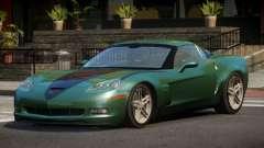 Chevrolet Corvette C6 LDI para GTA 4
