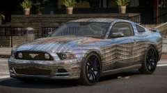 Ford Mustang GST PJ2 para GTA 4