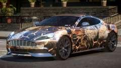 Aston Martin Vanquish LT PJ4 para GTA 4