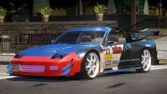 Nissan 240SX D-Tuned PJ5 para GTA 4