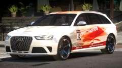 Audi RS4 S-Tuned PJ4 para GTA 4
