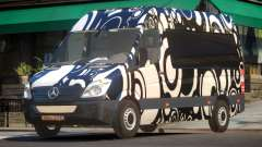 Mercedes Benz Sprinter MR PJ4