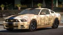 Ford Mustang GST PJ6 para GTA 4