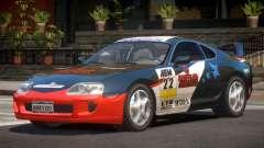 Toyota Supra G-Style PJ6 para GTA 4