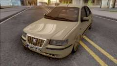 Ikco Samand LX Normal Sport para GTA San Andreas