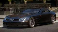Mercedes Benz SLR A-Style para GTA 4