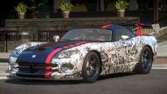 Dodge Viper SRT M-Sport PJ4 para GTA 4