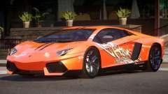 Lamborghini Aventador LP700-4 GS PJ2 para GTA 4