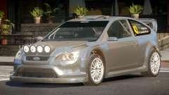 Ford Focus RS TDI para GTA 4